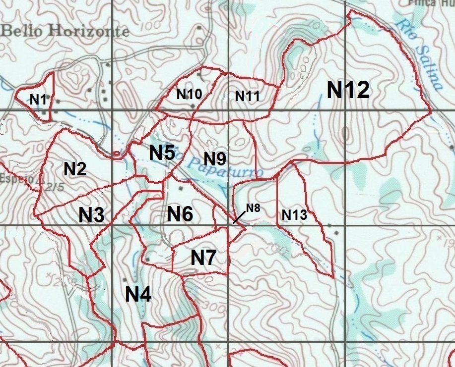 North Farm and Forest Parcels